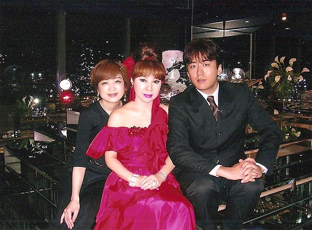 TBS『《金スマ波瀾万丈特別編》大豪邸スペシャル・1 』出演 2005、2006