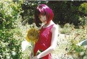 《スカボロフェア;セージ その1》  song image fantasy  東京都・代々木公園  撮影;Michiko Sakurai氏