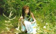 《スカボロフェア;ローズマリー その2》  song image fantasy  東京都・代々木公園  撮影;Michiko Sakurai氏