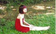 《スカボロフェア;タイム その1》  song image fantasy  東京都・代々木公園  撮影;Michiko Sakurai氏