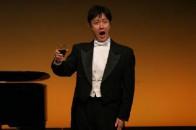 テノール:秋山 徹氏 海の日コンサート『美しい歌~夏の風に乗って』 2007  神奈川県 秦野市文化会館