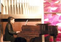 ピアノ;藤川 志保さん  『恋とはどんなものかしら』ソロ演奏 ショパン:ノクターン作品9の2