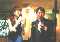 コーディネーター&MC:島敏光さん Four Season's Clubライブ 神奈川県秦野市 2007.2.20