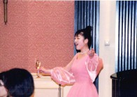 Wedding party演奏  ウェスティンホテル東京 THE WESTIN TOKYO  東京・恵比寿 1998