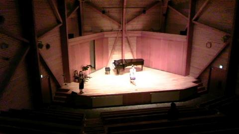 プティアゼリアコンサート 長野県 信州国際音楽村 ホールこだま 2013.07.06